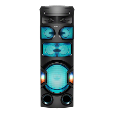 Picture of MHC-V82D Wireless Portable Bass Sound Speaker