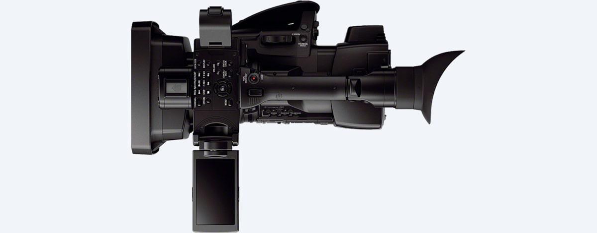 4K UHD Professional Video Camera   FDR-AX1E   Sony Asia Pacific