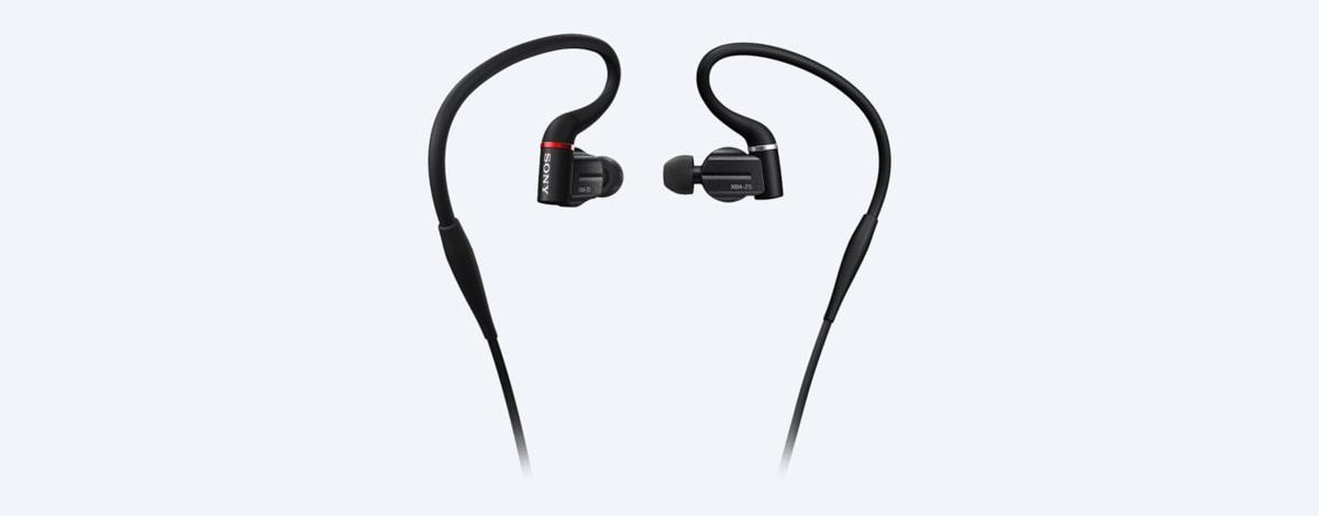 Images of XBA-Z5 In-ear Headphones