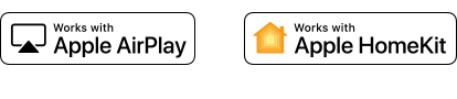 Apple AirPlay / Apple HomeKit logo