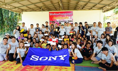 Sony Thailand: Share our love