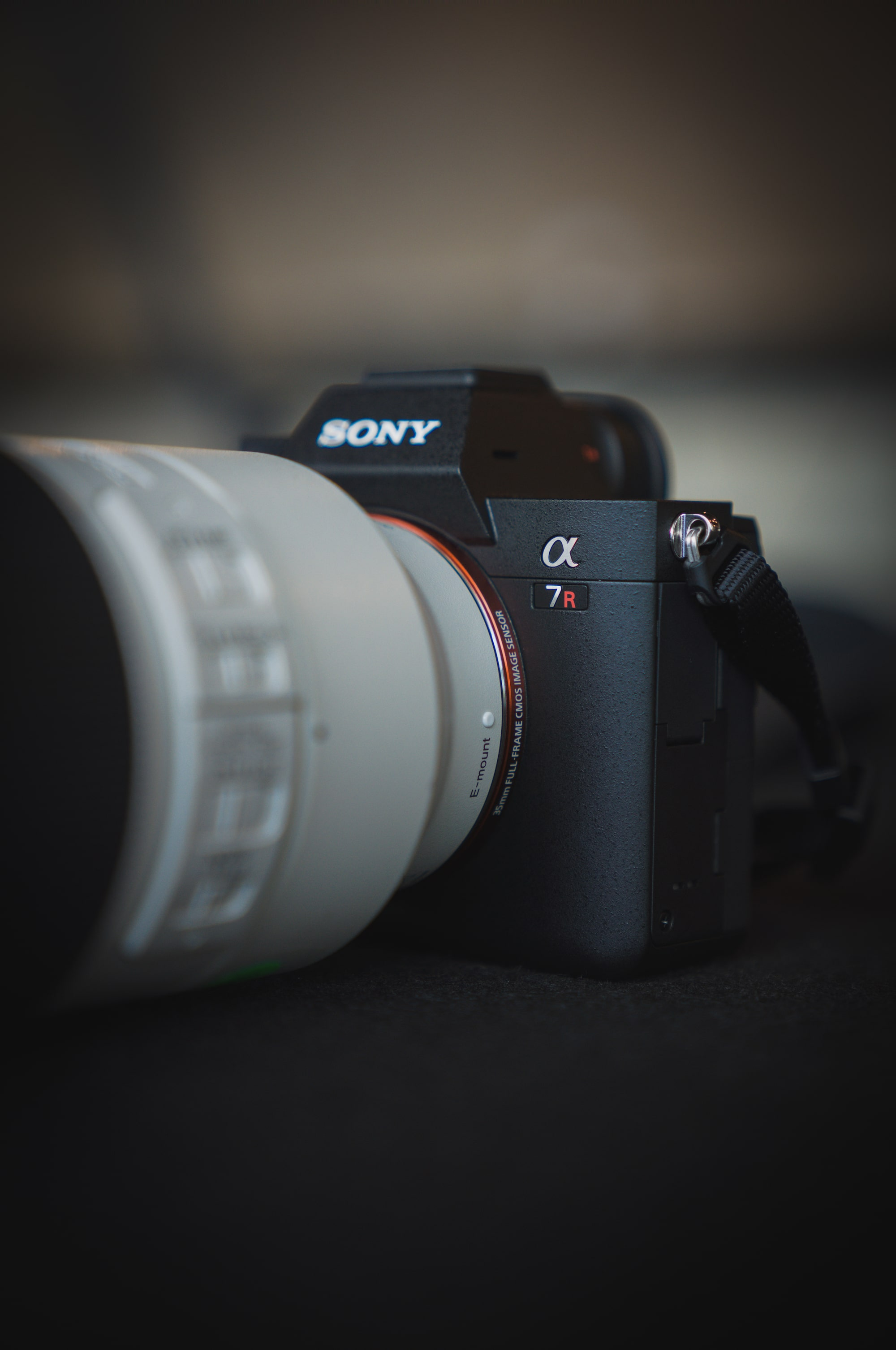 Sony Alpha 7R IV camera with 61 megapixels, versatile for various commercial shoots.