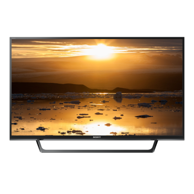 Picture of W61E LED HDR TV with one button YouTube