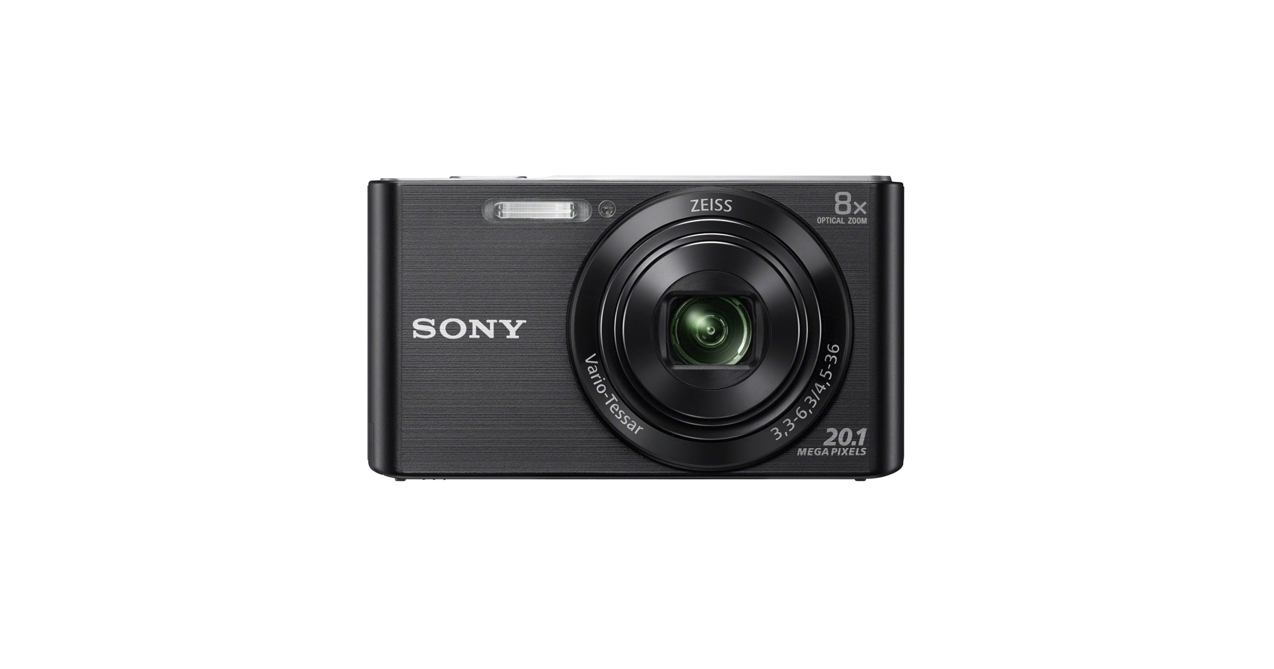 W830 Compact Camera with 8x Optical Zoom. DSC-W830