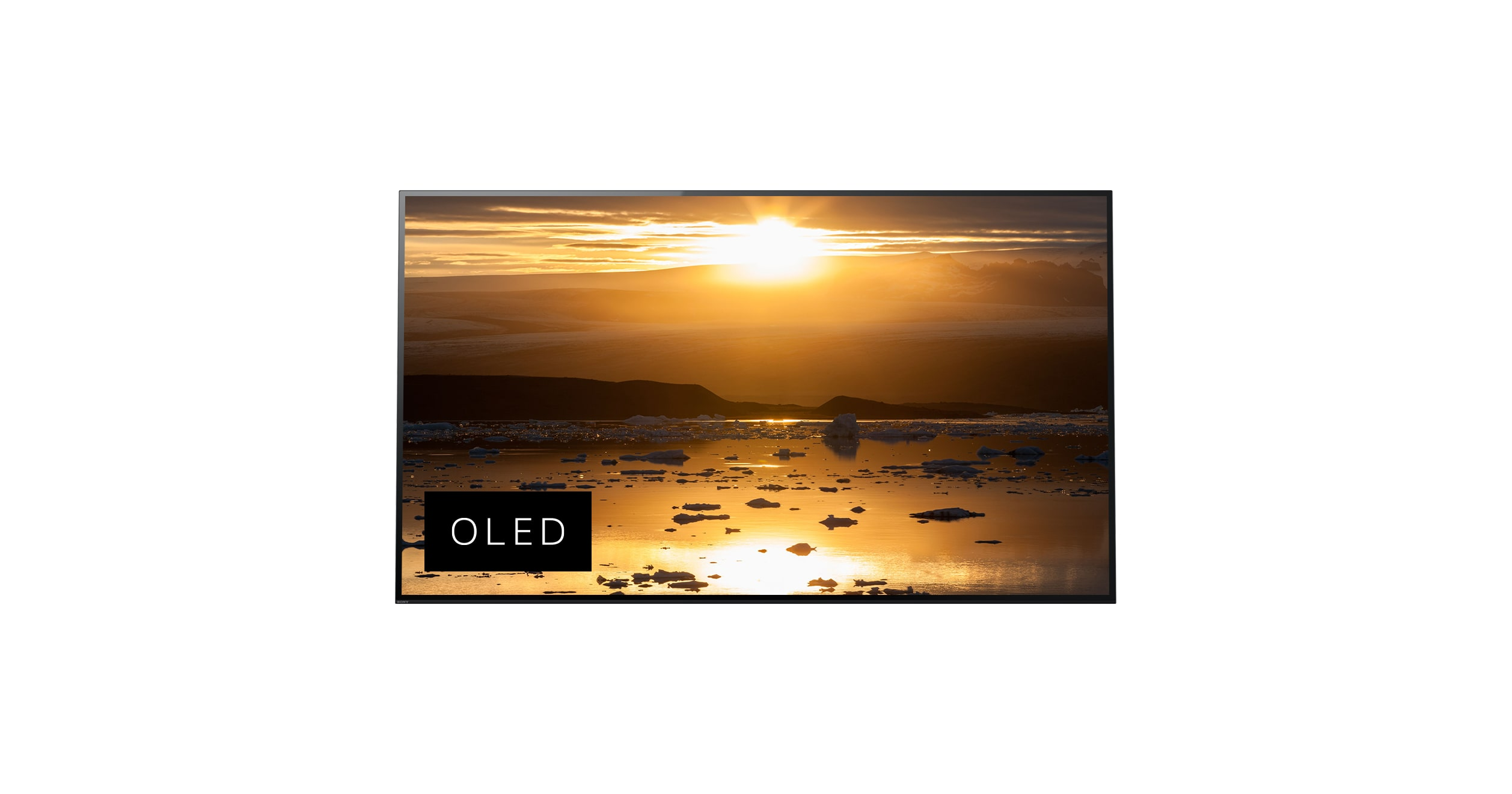 4K OLED HDR Smart TV | Innovative Sound And TV Design | A1
