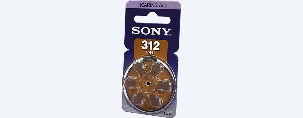 Images of Hearing Aid Batteries