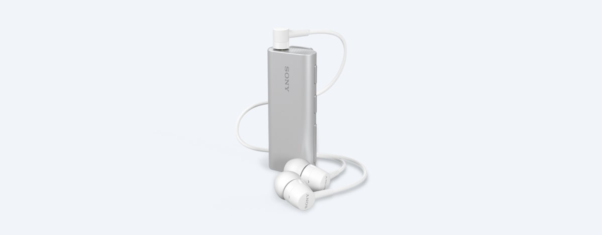 Bluetooth Headset With Speaker Sbh56 Sony Asia Pacific