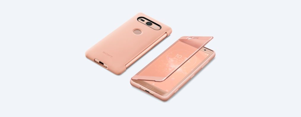 Images of Style Cover Touch SCTH50 for Xperia XZ2 Compact