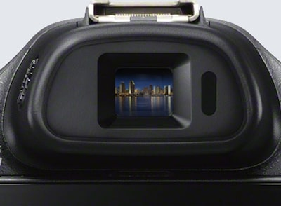 Electronic viewfinder