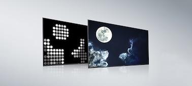 Full Array LED and X-tended Dynamic Range PRO