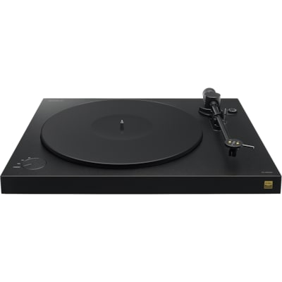 Picture of Turntable with High-Resolution recording