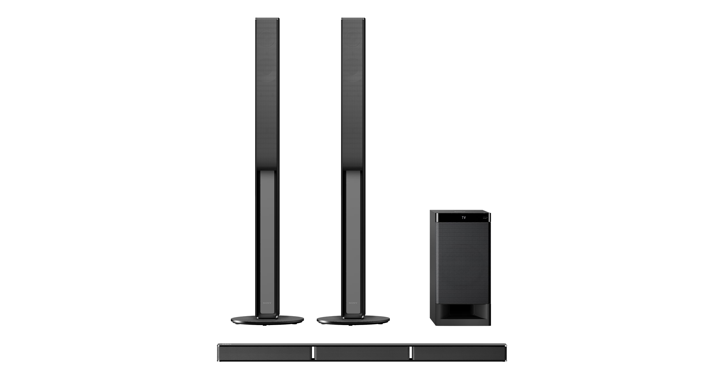 5.1 Surround Sound 600W Home Theatre Speakers | HT-RT40 | Sony Asia ...
