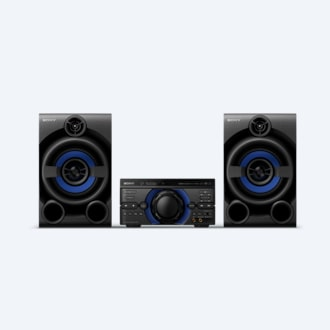 Picture of M40D High Power Audio System with DVD