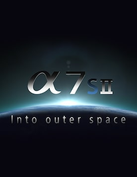 The α7S II in Space