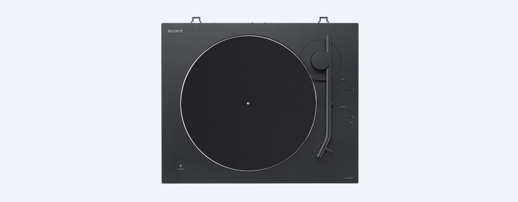 Images of Turntable with BLUETOOTH® connectivity