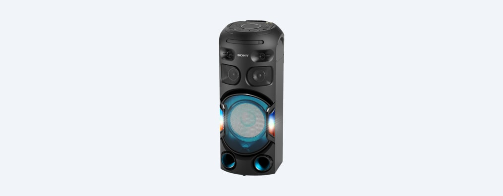 Images of V42D High Power Audio System with BLUETOOTH® Technology