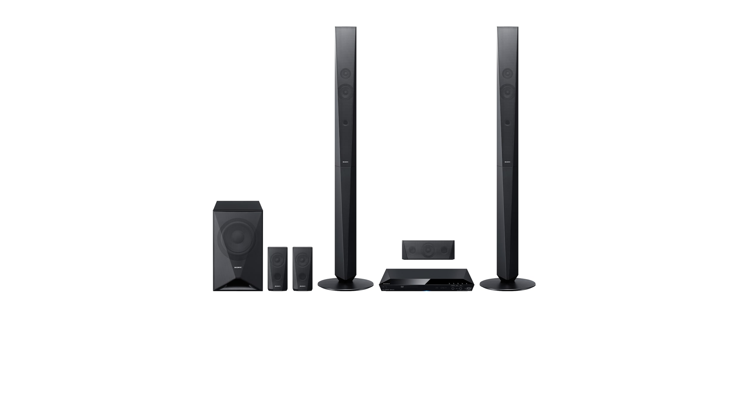 Dvd Home Cinema System With Bluetooth Dav Dz650 Sony Asia Pacific Wireless Network Diagram Entertainment