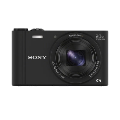 Picture of WX350 Compact Camera with 20x Optical Zoom