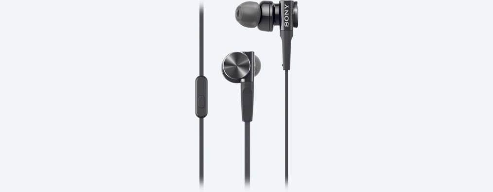 Images of MDR-XB75AP EXTRA BASS™ In-ear Headphones