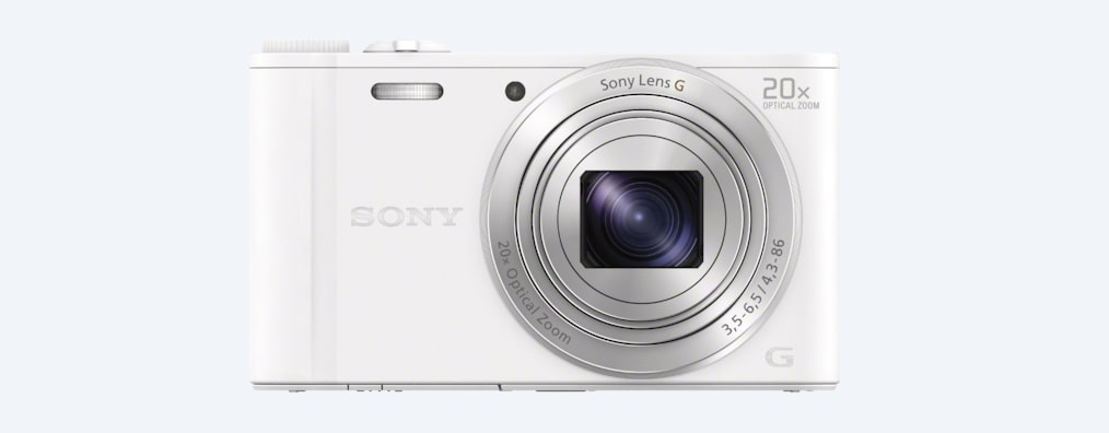 Images of WX350 Compact Camera with 20x Optical Zoom