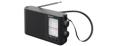 Images of Analog Tuning Portable FM/AM Radio