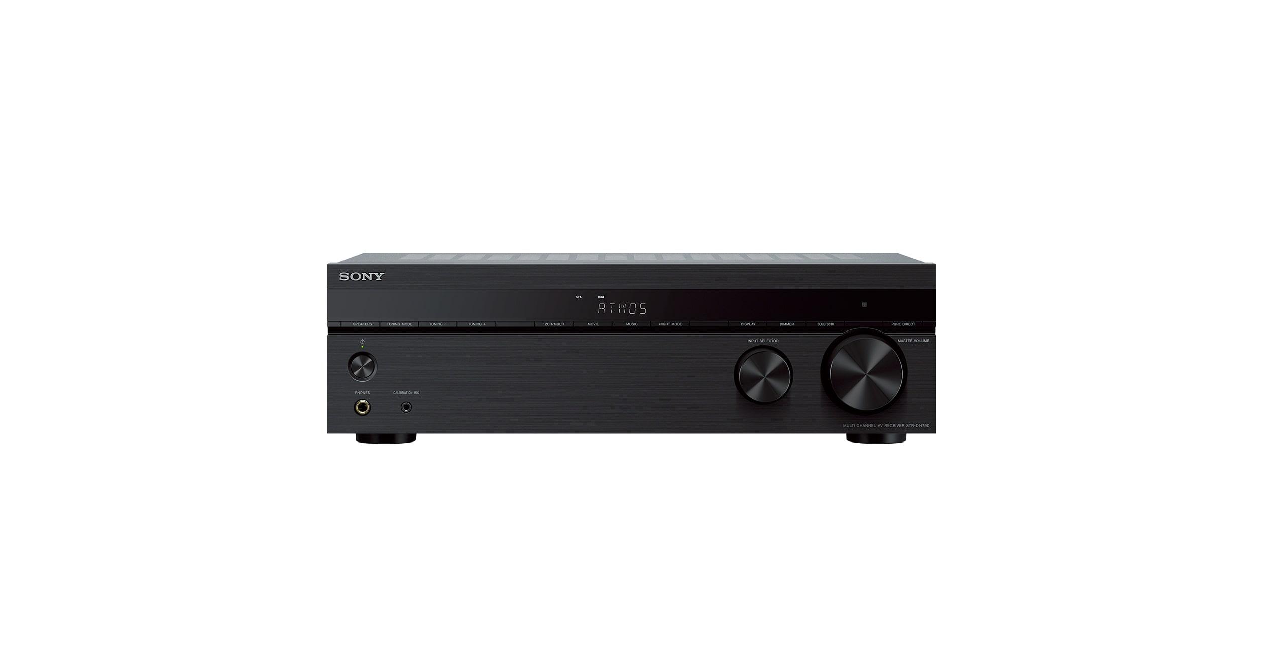 72ch Dolby Atmos Hdr 4k Av Receiver Str Dh790 Sony Asia Pacific Drive 5 Car Stereo Manual