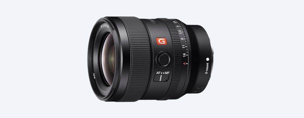 Images of FE 24mm F1.4 GM
