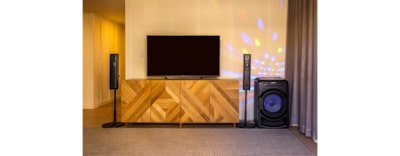 Images of High Power Home Audio System with BLUETOOTH® technology and Wi-Fi