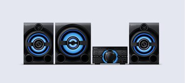 Picture of M80D High Power Audio System with DVD