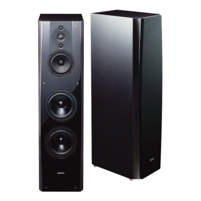 Images of Stereo Floor-Standing Speaker