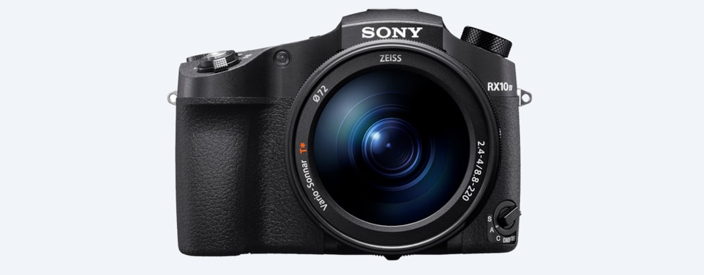 High Speed Camera | 4K Pro Optical Zoom Camera | DSC-RX10M4
