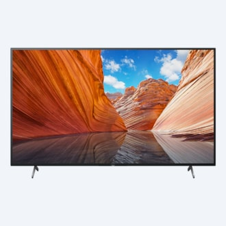 Picture of X80J | 4K Ultra HD | High Dynamic Range (HDR) | Smart TV (Google TV)