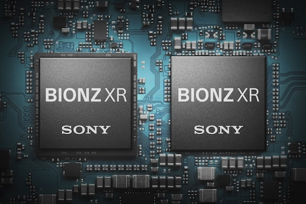 BIONZ XR image processing engine