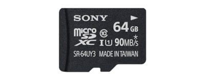 Images of SR-UY3A Series microSD Memory Card