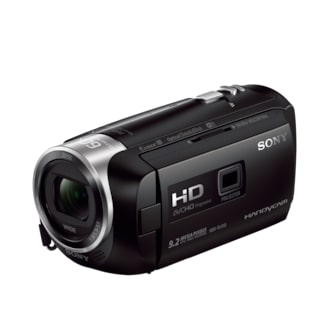 Hand Held HD Video Camera with Projector | HDR-PJ410 | Sony