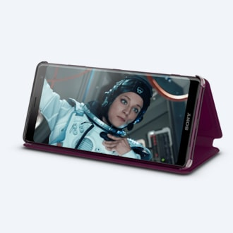 Picture of Style Cover Stand SCSH70 for Xperia XZ3