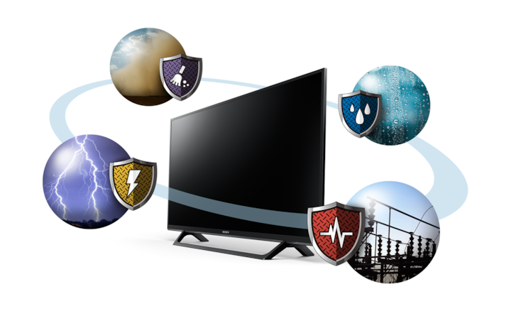 1080p TV with USB | Full HD TV with HDD Recording | R32E