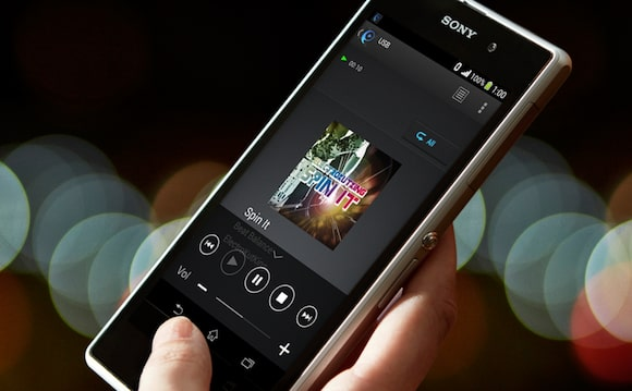 Control your home audio system with SongPal app