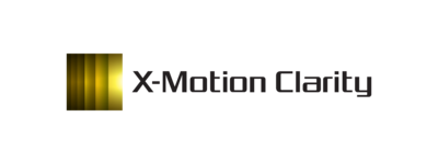 X-Motion Clarity logo