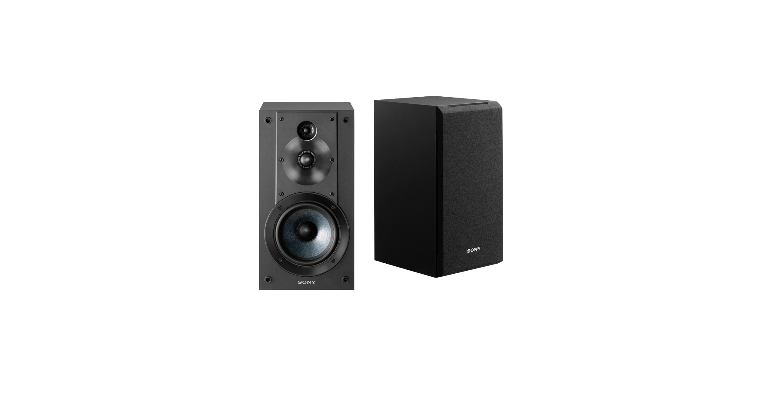 Stereo Bookshelf Speakers   SS-CS5   Sony Asia Pacific