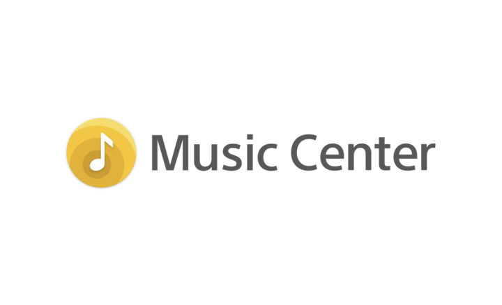 Icon of the Sony | Music Center logo.