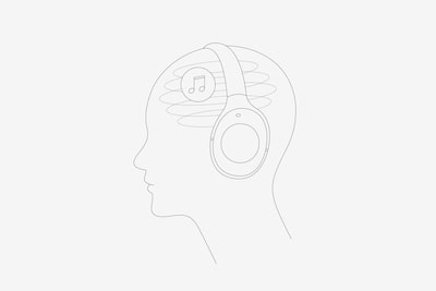 Conventional headphone playback