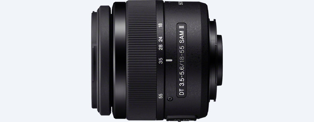 Images of DT 18–55mm F3.5–5.6 SAM II