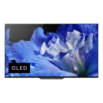4K HDR OLED TV with Dolby Vision and Acoustic Surface | A8F