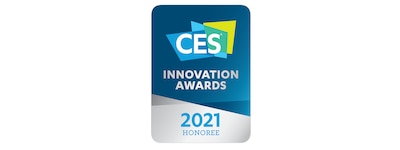 CES® 2021 Innovation Awards logo