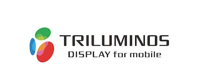 TRILUMINOS™ display for mobile logo