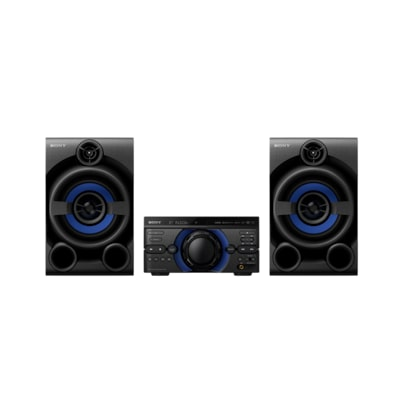 Picture of M20D High Power Audio System with DVD