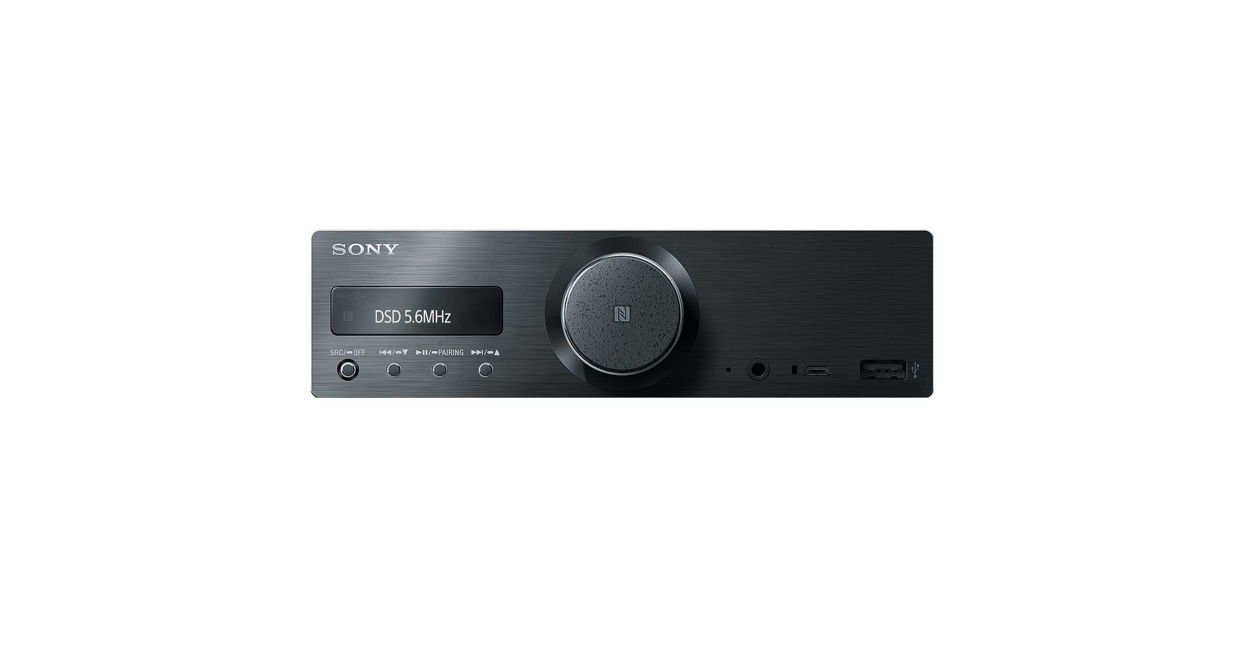 Bluetooth Car Stereo with MP3 | RSX-GS9 | Sony Asia Pacific