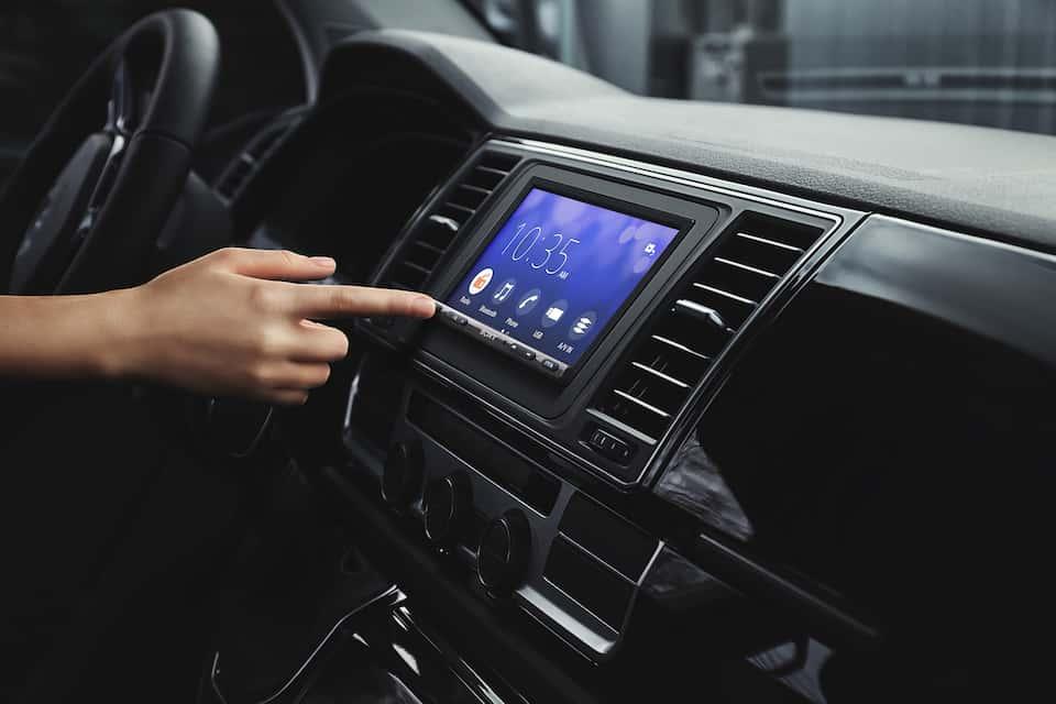 XAV-AX3200 | In-Car Media Receiver & Player | Sony AP