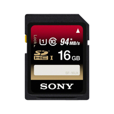 Picture of SF-UX Series SD Memory Card